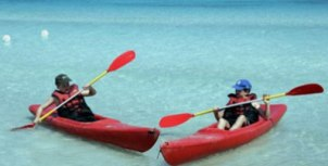 Canoeing kayaking