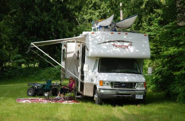 Outdoor RV