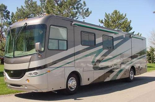 renting an rv 1