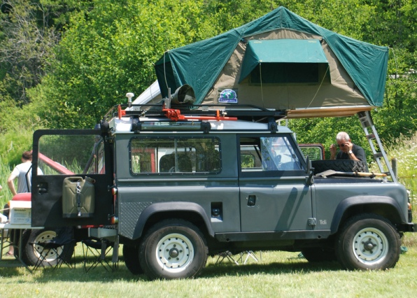 The Roof Top Tent What Is It And Do You Need It Camping Tourist