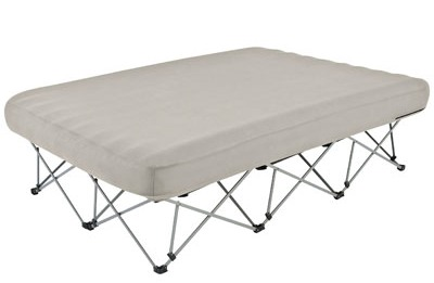 the collapsible steel frame is strong and of high quality one year and two year service plans are also available to help you maintain these camping beds in