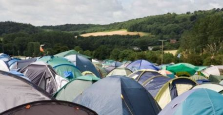Crowded Camping Spots