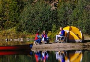 Handicapped Camping