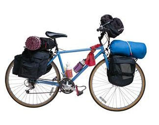 Bicycle Camping