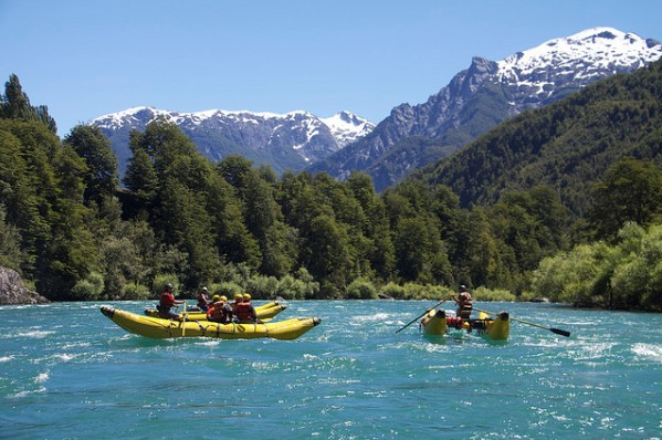 Whitewater Rafting Rivers