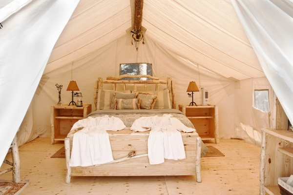 What Exactly is Glamping?