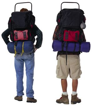 Best and Top Backpack Reviews : How heavy is an average camping ...