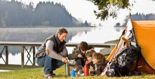 10 Must Haves on a Family Camping Trip