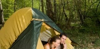 How to Camp in Champagne, France