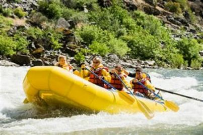 Rogue River Rafting for Kids