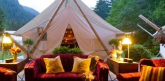 Canada -Clayoquot Wilderness Resort