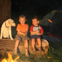 Fall Camping Tips When Camping with Toddlers