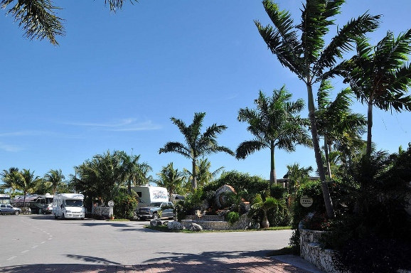 Boyd's Key West Campground, Florida