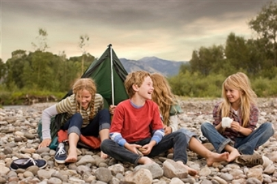 Camping Prepares the Kids for Success