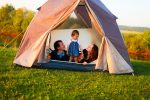 Camping with Your Baby – Pros and Cons