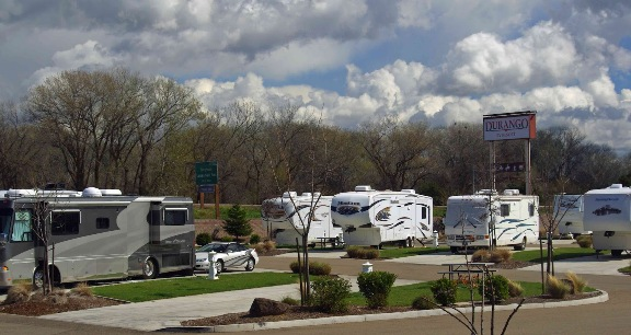Durango RV Resorts in California