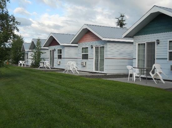 Rivers Edge RV Park, Alaska