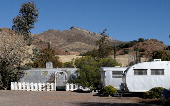 The Shady Dell RV Park, Arizona