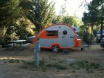 Yosemite Pines RV Park, California