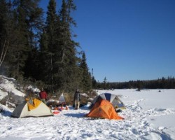 5 Tips for Winter Camping