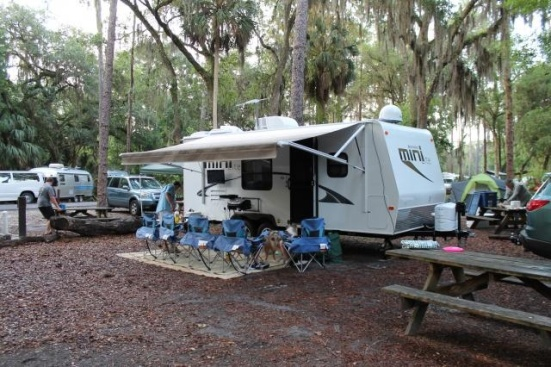 Hillsborough River State Park – Ideal or People with Disabilities