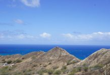Diamond Head Summit Trail