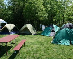 6 Ideal Camping Spots for Spring Break 2014