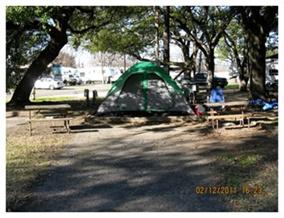 New Orleans West Koa, Louisiana