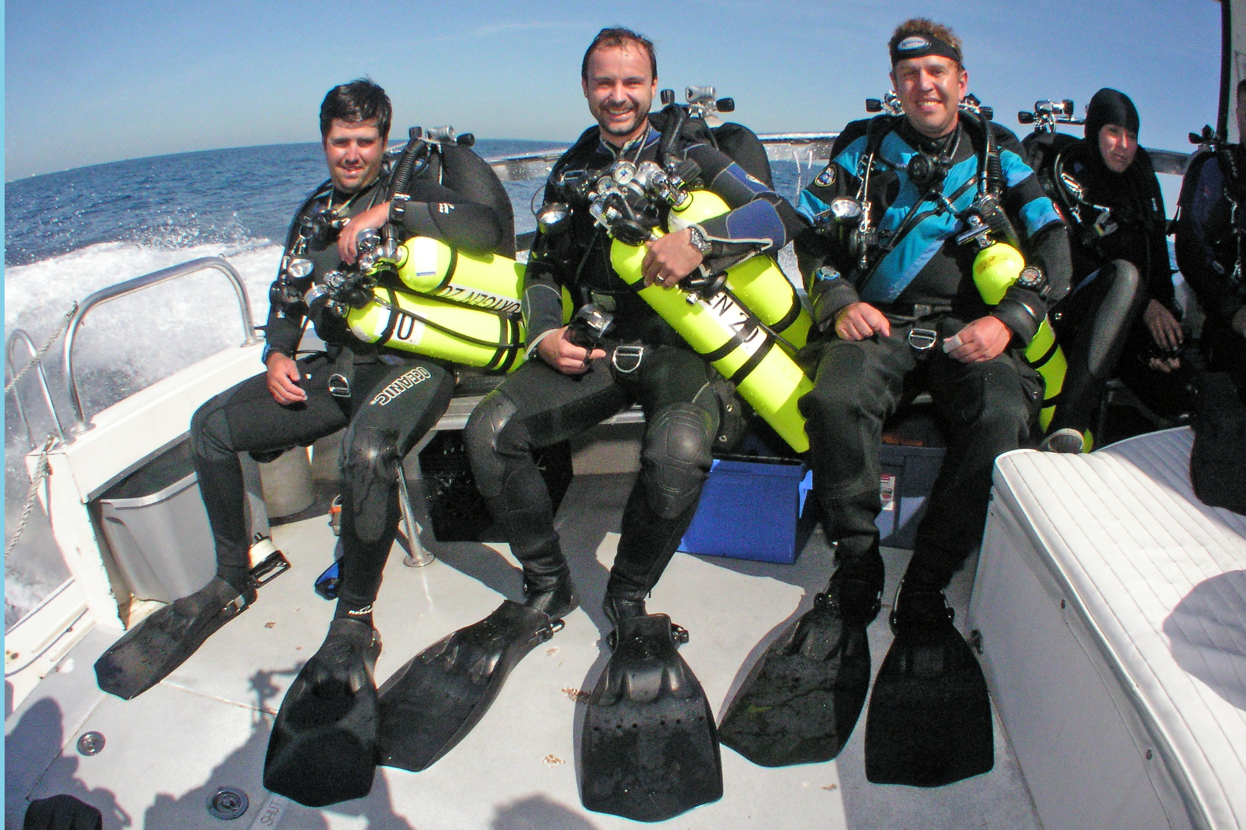 Scuba Diving Equipments