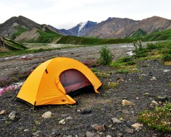 Four Best Summer Camping Spots