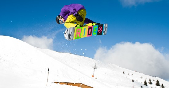 Tips To Backflip During Snowboarding