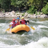 The Essential Equipment for White Water Rafting