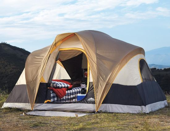 essentials for tent camping