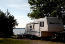 RV camping check list