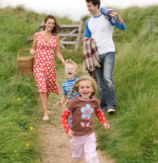 camping activities to do with your children