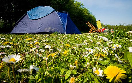 5 Great Campsites in Britain