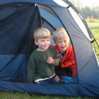 Useful List of Safety Tips for Camping with Toddlers