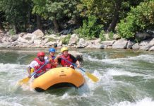 essentials for white river rafting