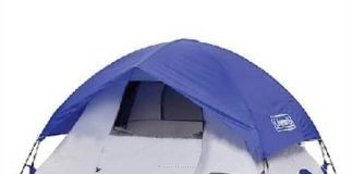 benefits of buying used camping tent