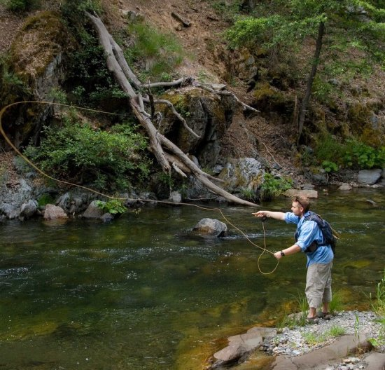 tips and suggestions for fly fishing enthusiasts