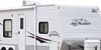 know about a self-contained camping trailer