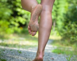 Some Important Points about Bare Foot Hiking