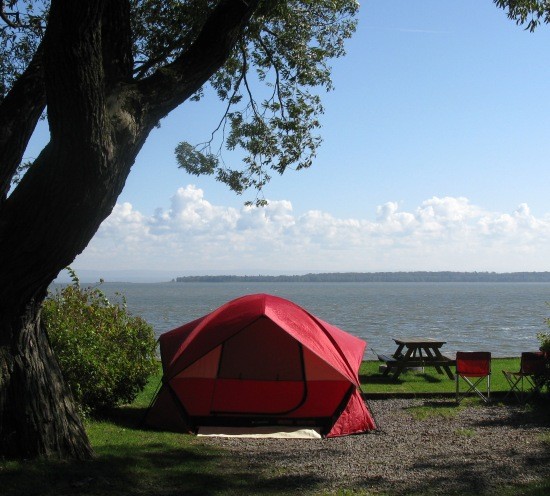 camping tips for first timers