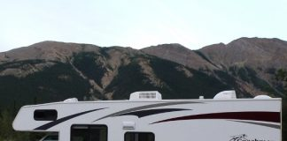 all you need to know about dry RV camping