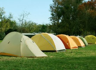 Know About Different Types of Tents for Camping