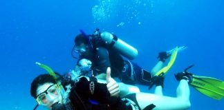 dangerous scuba diving spots in the world