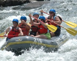 6 Offbeat White-Water Rafting Places in Asia