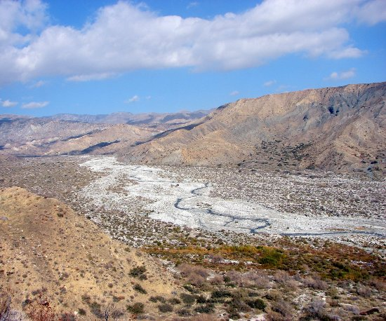 whitewater preserve canyon