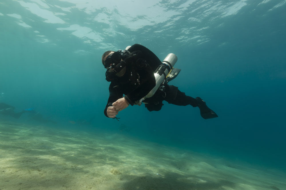 How and What ways a Rebreather is used?
