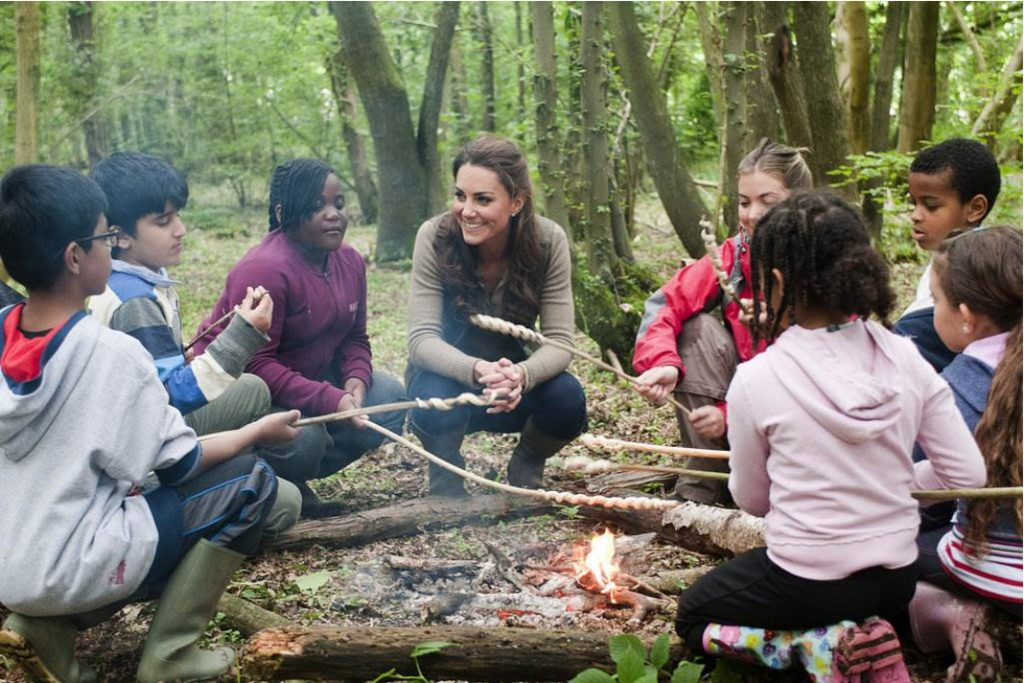 Five really fun things to do on your next camping trip